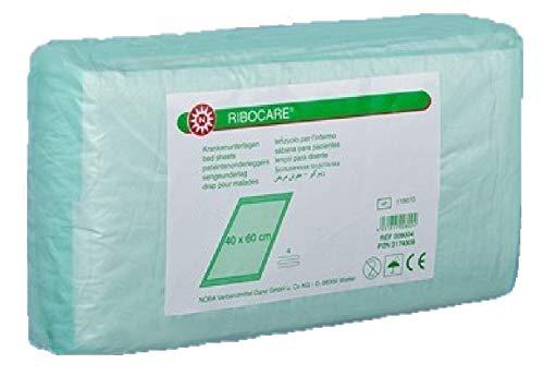 RIBOCARE® Hygiene -und Krankenunterlage 40 x 60 cm 4-lagig 30 Stück