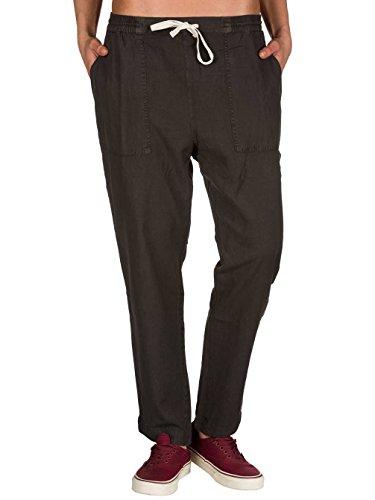 Billabong Trousers - Billabong Road Cruisin Trousers - Chambray Off Black