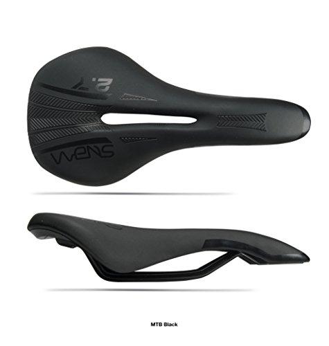 Sella MTB MAN WENS 2.7 per mountain bike (Black)