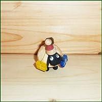 Spielzeug Karussell mit Rennautos farbig  H=ca 8 cm NEU Erzgebirge Holzkarusell Antyki i Sztuka