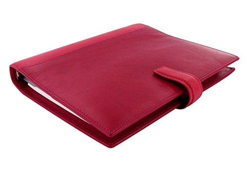 Great Buy for Filofax A5 Cerise Pink Luxury Nappa Leather Appointments Diary 025159