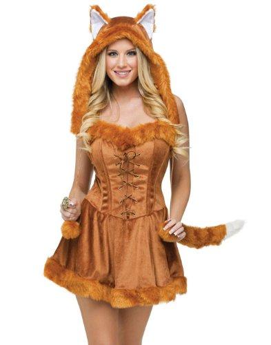 Women's Costume S/M (Foxy Kostüme)