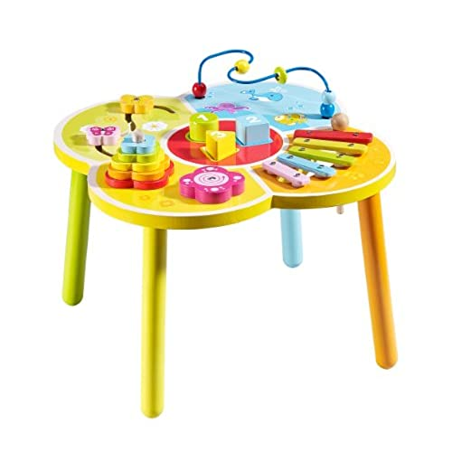 Wooden Toys Multi Functional Table