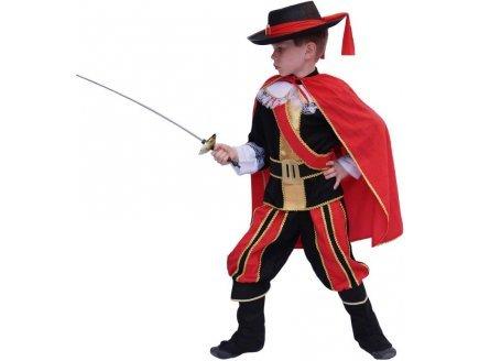 Déguisement mousquetaire Aramis Taille:10 - Mousquetaire Kostüm