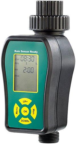 Royal Gardineer Bewässerungscomputer: Digitale Bewässerungsuhr für...