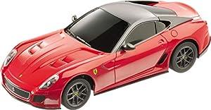Mondo Toys- Coche radiocontrol 1:24 Ferrari 599 GTO (Mondo Motors 63119)
