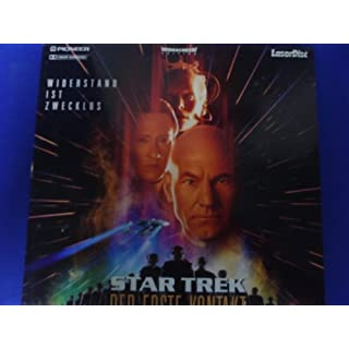 Star Trek 8: Der erste Kontakt (Laserdisc)