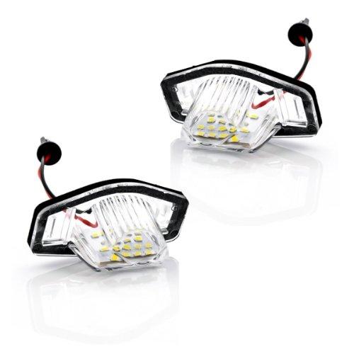 akhan-tuning KB14LED per Illuminazione Targa Moduli Completi Unità Plug N Play