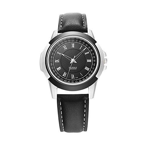 SJXIN Schöne und stilvolle Armbanduhr, 378 yazole Herrenuhr Verarbeitung Herren Quarzuhr Modeuhren (Color : 1)