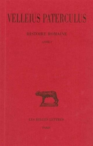 Histoire romaine, tome 1