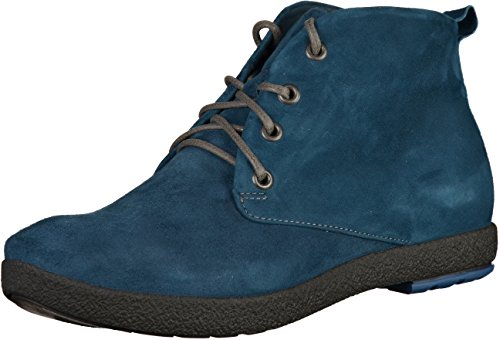 Think! Damen Umadum Desert Boots Navy