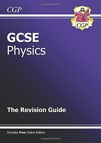 GCSE Physics Revision Guide (with Online Edition) (A*-G Course) Cover Image