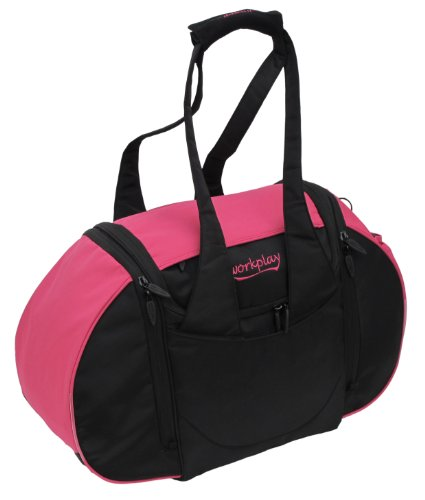 workplay-goddess-iii-womens-gym-travel-bag-with-wash-laundry-shoe-bags