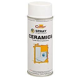 Champion CERAMICS BATH SHOWER White Appliance SPRAY PAINT Scratch Temperature Resistant