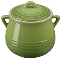 Le Creuset Stoneware Mini Bean Pot, 20-Ounce, Palm