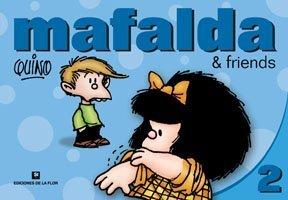 Mafalda & Friends 2 (English Edition) by Quino (2004-01-01)