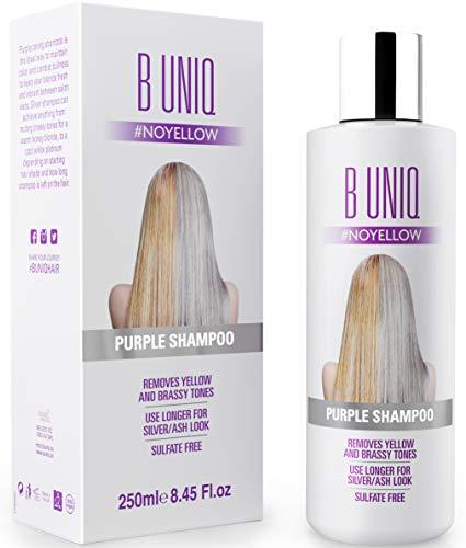 B UNIQ Silbershampoo noyellow