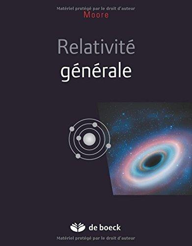 Relativite generale by Moore (June 15,2014) par Moore
