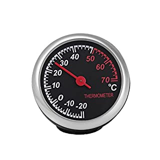 MuZuZi Auto Thermometer - Automotive Zeiger Digital Temperaturmessgerät