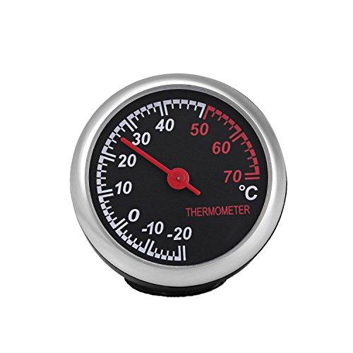 MuZuZi Auto Thermometer - Automotive Zeiger Digital Temperaturmessgerät