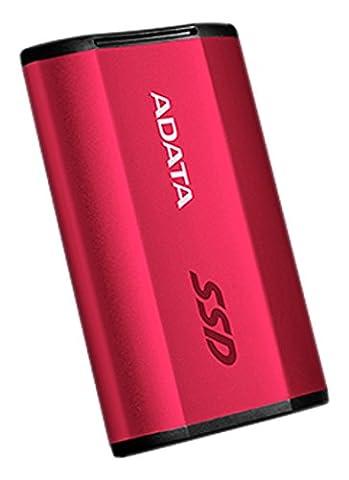 ADATA ASE730-250GU31-CRD 250GB Type-C Externe Solid State Drive mit Lesen