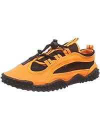 Playshoes Badeschuhe, Aquaschuhe, Surfschuhe Unisex-Erwachsene Aqua Schuhe