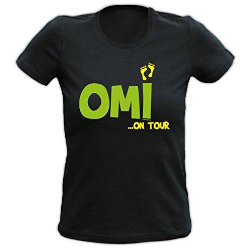 Goodman Design® Farbe: schwarz OMI ON TOUR Schwarz