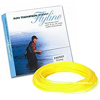 Ron Thompson NEW Energy Fly Fishing Lines Weight Forward and Double Taper Various Options by Ron Thompson