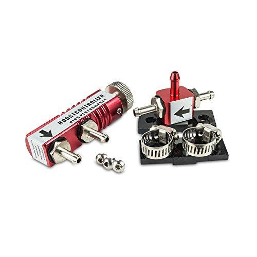 Boost Controller regolabile per motori turbo, maggiore potenza | Rosso