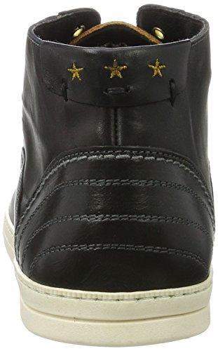 Pantofola Doro Uomo Vigo Uomo Mid High Sneaker Nero (nero)