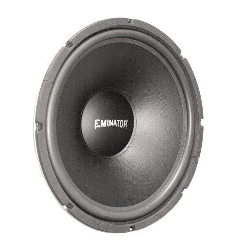 Eminence Car Audio (Eminence Eminator 2515 38,10 cm (15 Zoll) Car Hifi Lautsprecher (300 Watt))