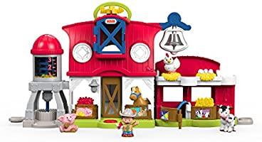 Fisher-Price Little People Boerderij-speelset en accessoires