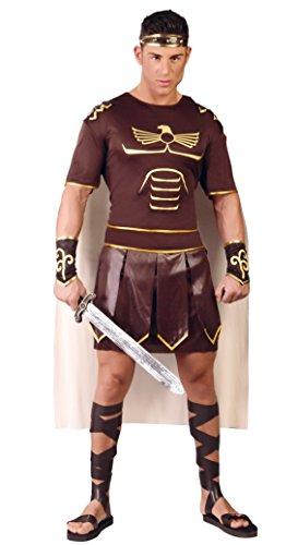 Fiestas Guirca Costume da Gladiatore Romano Uomo