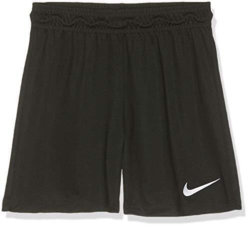 Nike Kinder Park II Knit Shorts ohne Innenslip,schwarz(black/White),S