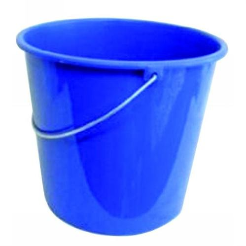 er 10 Liter PLASTIK KUNSTSTOFF  WASSEREIMER HAUSHALTSEIMER PUTZEIMER ()