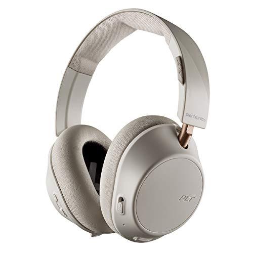Plantronics BACKBEAT GO 810 Oreillettes Bluetooth, mousse mémoire, sur oreille, os-blanc