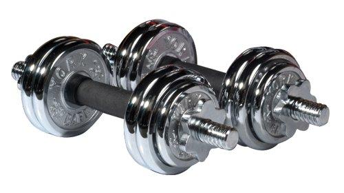York-Fitness-15kg-Chrome-Dumbbell-Set-and-Case