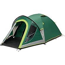 Coleman Kobuk Valley 3 Plus Tent - Green/Grey, One Size