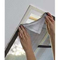 Home Protect Insektenschutz Rollo Comfort 120 Fliegengitter 80x160 cm weiß NEU