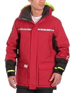 Helly Hansen Crew Coastal Jacket Veste épaisse pour activité nautique homme rouge Rouge XXL