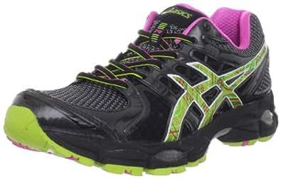 Asics Gel-Nimbus 14 Womens Black Running Shoes Size UK 5