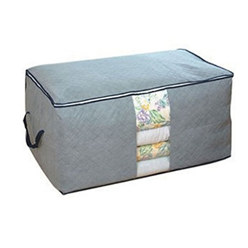 BAO CORE Aufbewahrungstasche für Bettdecken - Decken - Betten - Bettwaren - Kissen - Oberbetten etc. perfekte Aufbewahrungstasche auf für Matratzenauflagen oder Matratzenschoner (Bettdecke Bettdecken)