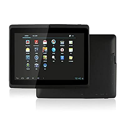 7Inch Google Android 4.4 Quad Core Tablet PC 8GB Dual Camera Wifi Bluetoot