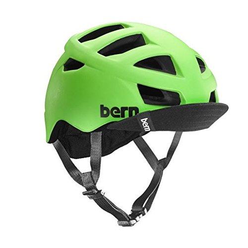 Bern Allston Fahrradhelm für Erwachsene, Unisex, Neongrün, XXL/XXXL