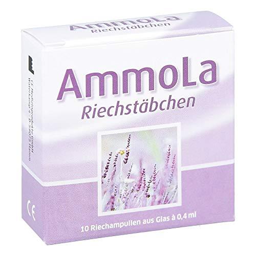 Ammola Riechstäbchen Riec 10X0.4 ml