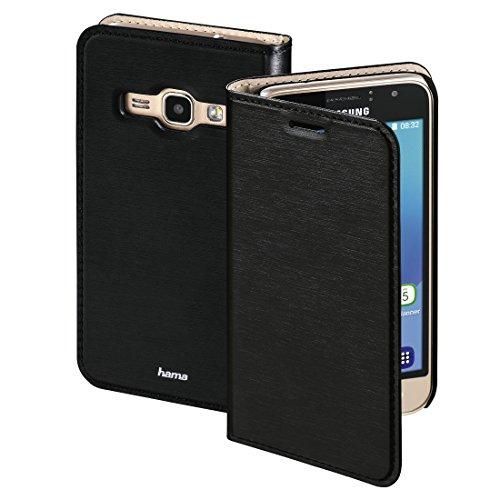 Hama Booklet Slim für Samsung Galaxy J1 (2016) schwarz