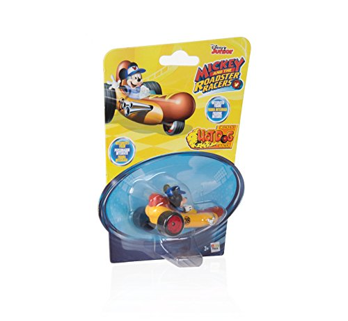 Mickey Mouse Mini Vehículos Diggity Hot Rod (IMC Toys 183759)