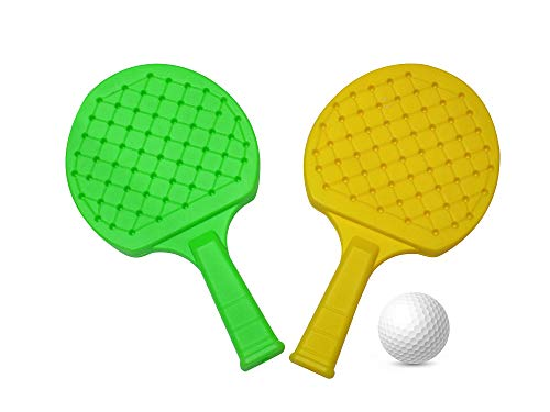 Kabello Kids Sports Accessories, Table Tennis Racket Set for Kids, Birthday Gift for Kids, Pack of 1