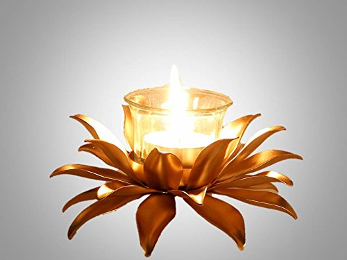 Modern Decor New Lotus Diya