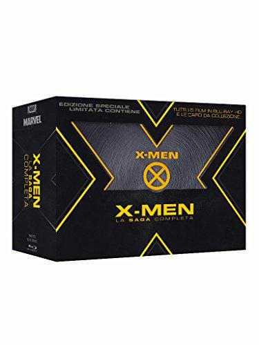 X-men saga - The ultimate collection(edizione tiratura limitata) [Blu-ray] [IT Import]